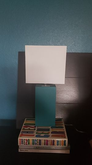 Pair of Modern Table Lamps for Sale in Orlando, FL