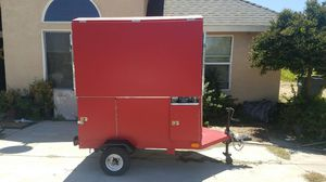 food cart previously permitted for snow cones for Sale in Madera, CA
