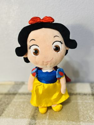 Disney snow white plush doll for Sale in Los Angeles, CA