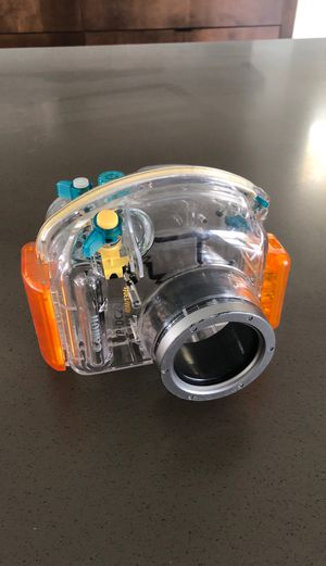 Canon WP-DC20 waterproof case for S1-IS for Sale in Phoenix, AZ