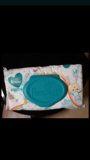 Pampers Sensitive Wipes for Sale in New Bedford, MA