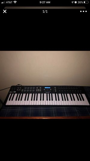 Arturia Keylab essential 61 Key for Sale in Pasco, WA