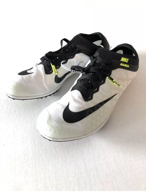 Nike Mamba 3 Distance Track & Field Spikes 706617-106 Woman's Size 9.5 for Sale in Portland, OR