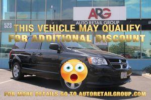 2016 Dodge Grand Caravan for Sale in Rialto, CA