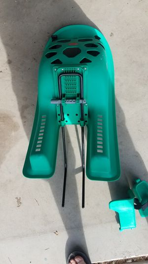 2 kid bicycles seats for Sale in Sonoma, CA