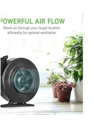 VIVOSUN 6 Inch 440 CFM Inline Duct Fan Vent Blower Ventilation Fan for Grow Tent ETL Certified for Sale in Rancho Cucamonga, CA