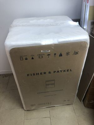 Dishwasher 24-inch Fisher and Paykel for Sale in Queens, NY