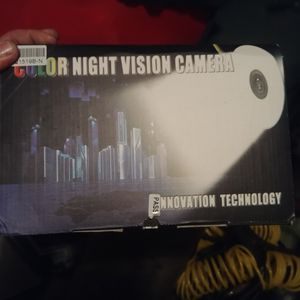 Night vision camera with built in spot light for Sale in Saint Charles, MO