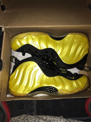 Air Foamposite One size 9.5 for Sale in Rockville, MD