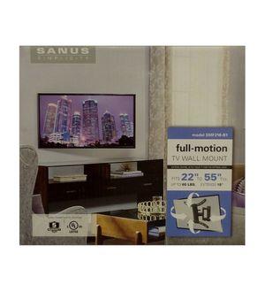 (NEW) Sanus Simplicity TV Wall Mount for Sale in Auburn Hills, MI