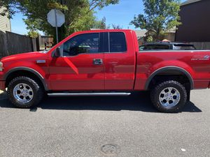 2004 Ford F150 FX4 4 x 4 for Sale in Vancouver, WA