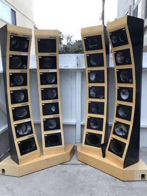 Car Audio Speaker Display for Sale in San Diego, CA