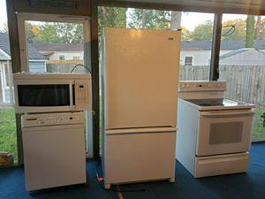 Kitchen appliances set for Sale in Virginia Beach, VA