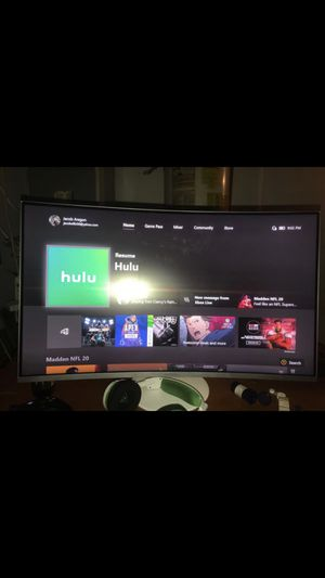 """32"""" Samsung curved gaming monitor for Sale in Lakewood, CA"""