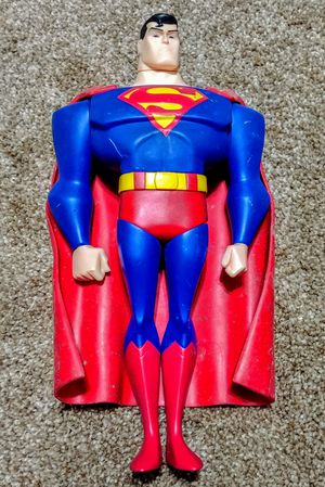 Superman Action Figure for Sale in Wells, ME