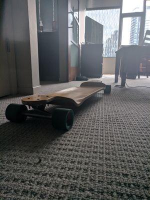 Longboard drop down deck for Sale in Seattle, WA