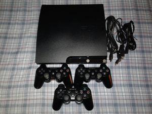 PS3 120GB Bundle for Sale in Pasadena, CA