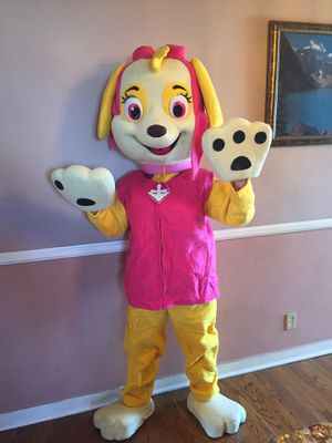 Paw patrol costume for parties for Sale in Norwalk, CA