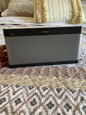 Bose soundlink III for Sale in Camarillo, CA