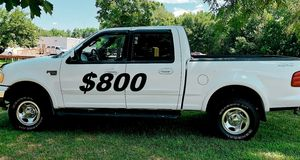 OWNER $800__2002 Ford F150 XLT Luxury Sport Package for Sale in Bridgeport, CT