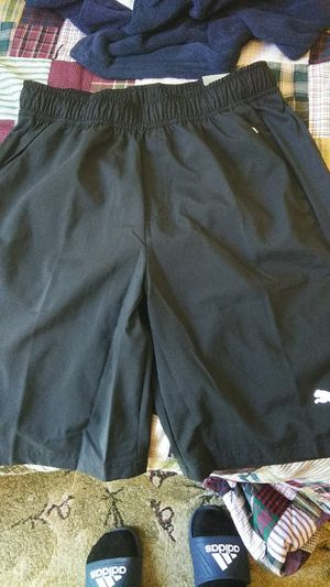 Men's medium puma shorts 10 in inseam for Sale in Portland, OR