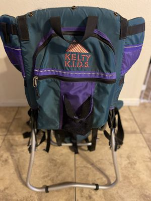 Kelty Kids hiking backpack for Sale in Mesa, AZ
