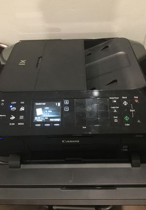 Canon Pixma Mx922 printer for Sale in New York, NY