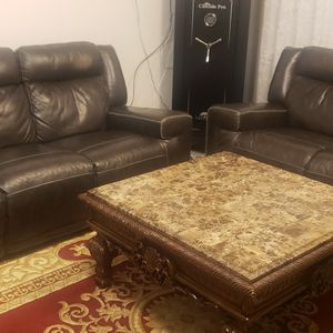 Electric sofa and love seat with Usb Built In for Sale in Portland, OR