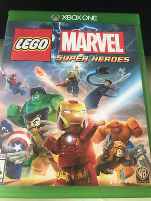 Xbox one marvel for Sale in Chicago, IL