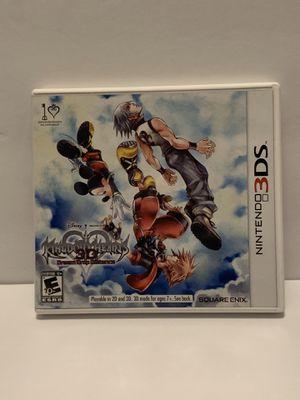 Nintendo 3DS Kingdom Hearts Disney Game for Sale in Naperville, IL
