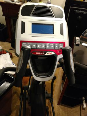 Sole E20 Elliptical New for Sale in Silver Spring, PA