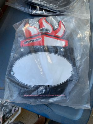 Bmx Bike Racing Number Plate for Sale in Poway, CA