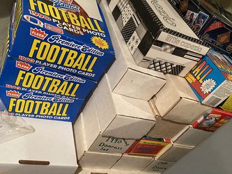 Baseball, Basketball, Football Card 30,000 Lot! for Sale in Seattle,  WA