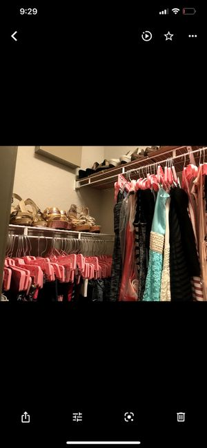 Women Clothing and Shoes Lot Sale for Sale in Brandon, FL