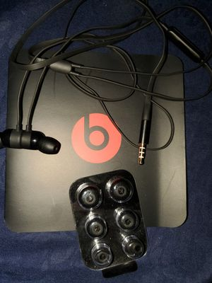 Beats headphones urbeats3 for Sale in Lindsay, CA