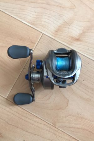 Bass pro shops pro qualifier reel for Sale in Clarence Center, NY