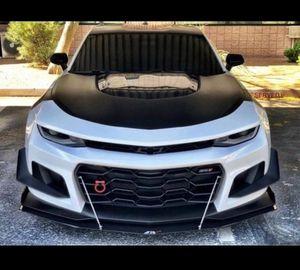 Camaro carbon fiber apr front splinter for Sale in Los Angeles, CA