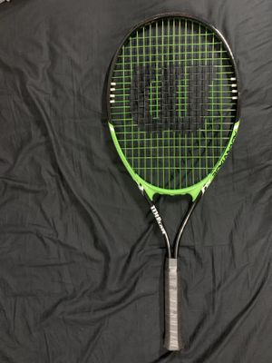 Wilson Advantage XL Tennis Racket for Sale in Columbus, OH