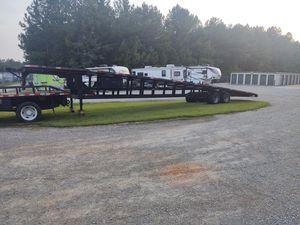 1998 kaufman 3 car hauler trailer for Sale in Raleigh, NC