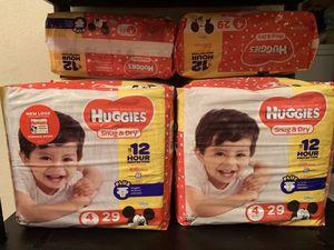 Huggies Diapers! for Sale in Grand Prairie, TX