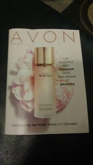 Avon Campaign 20 Book Free for Sale in Detroit, MI
