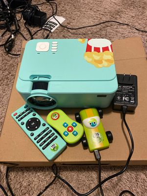 PBS kids projector with hdmi streaming stick for Sale in Kent, WA