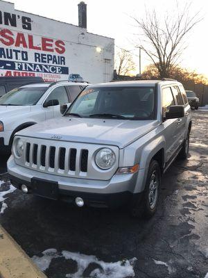 2011 Jeep Patriot 4x4 for Sale in Detroit, MI