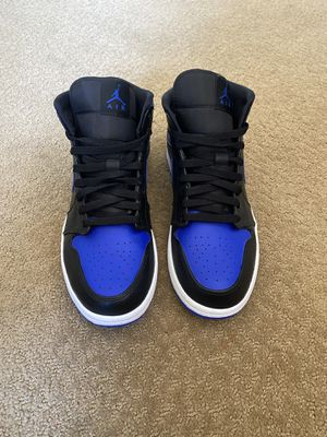 Jordan 1 royal blue / black for Sale in Temecula, CA