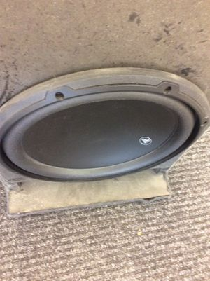 "Jl audio w3 13.1"" for Sale in Denver, CO"