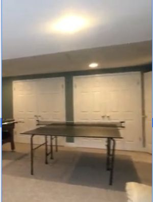 Table tennis for Sale, used for sale  Franklin Township, NJ