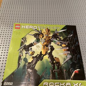 Lego Hero Factory, Rocka XL #2282 for Sale in East Meadow, NY