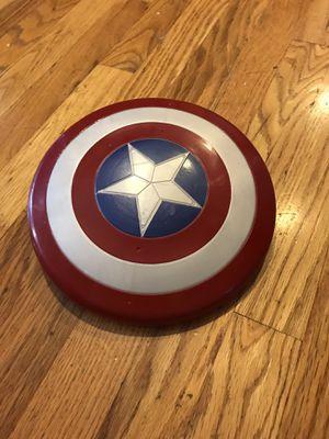 Captain America shield (kids) for Sale in Lynnwood, WA