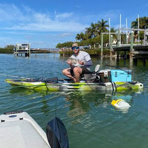 Green Feel Free Lure 11.5 Kayak for Sale in Orlando, FL
