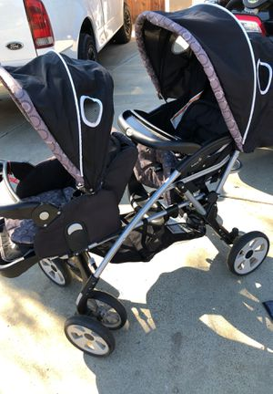 Double stroller for Sale in Vista, CA